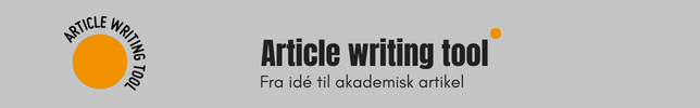Article Writing Tool